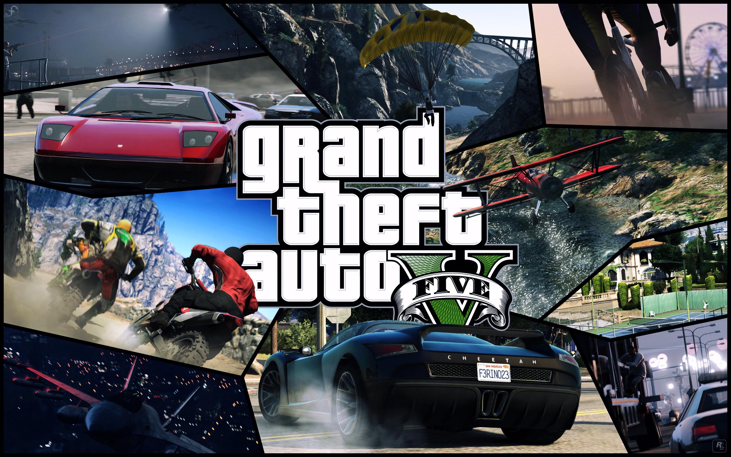 GTA 5 Türkçe En Güncel Sürüm Tek Link İndir