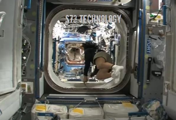 Gerçek Bir Uzay Aracının İçi 1080p 60 fps Nasa'nın videosu