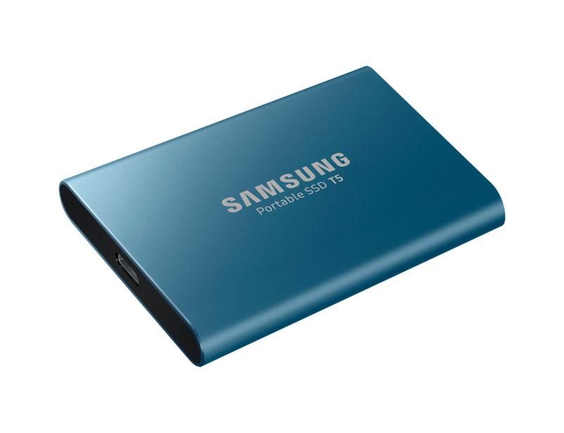 Samsung Taşınabilir SSD T5 540 MB/sn Yazma Hızı