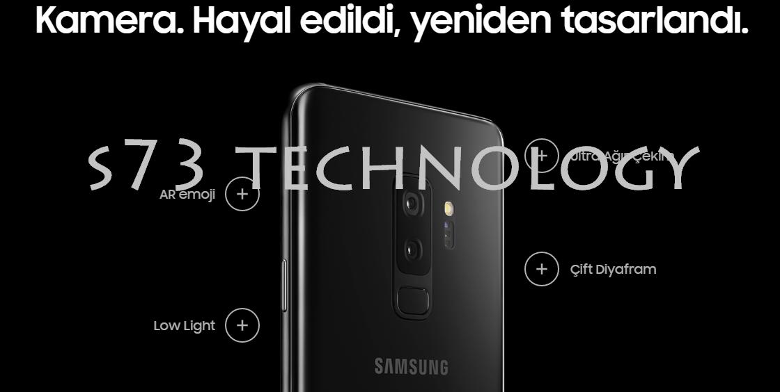 Galaxy S9 Samsung ' Ön siparişler Başladı İşte Farklar