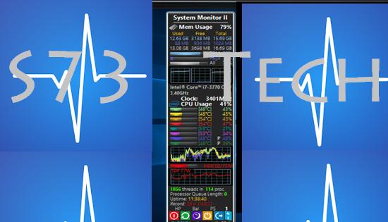 Moo0 System Monitor İle Windows'nuzu Takip Edin Ücretsiz