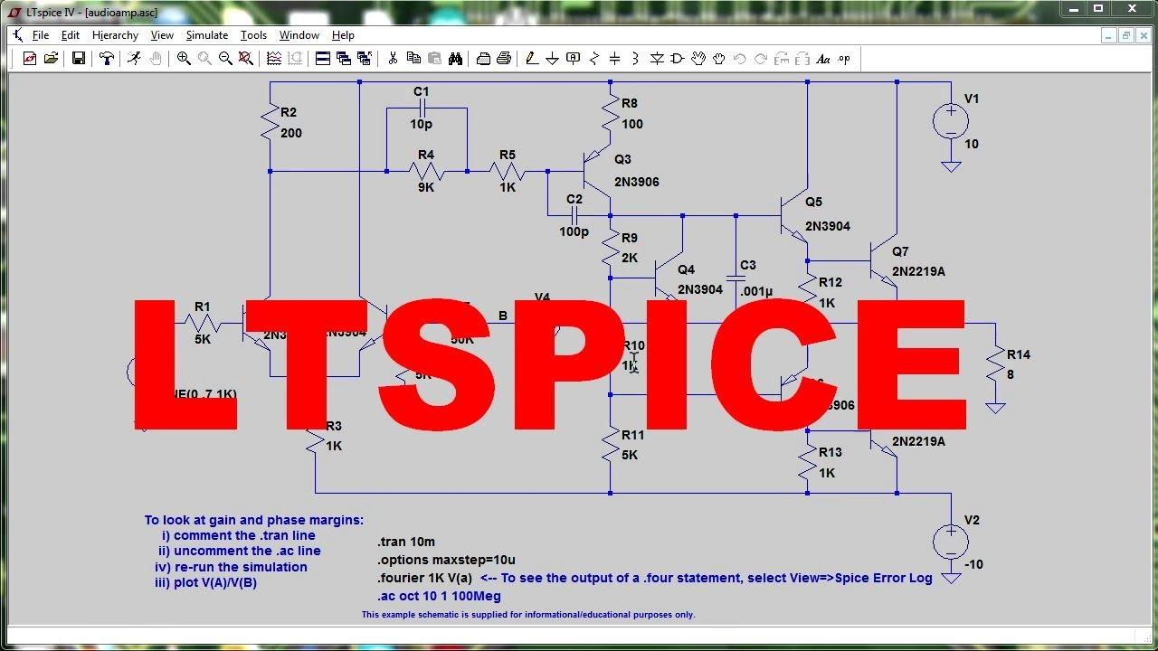 LTspice XVII Build Sürümü 03.06.2018 Full S73
