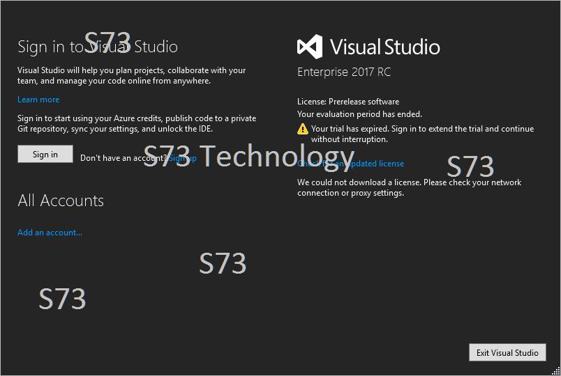 Visual Studio 2017 Lisans Anahtarları %100 Aktif
