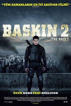 The Raid 2 Türkçe Tek Parça 1080p