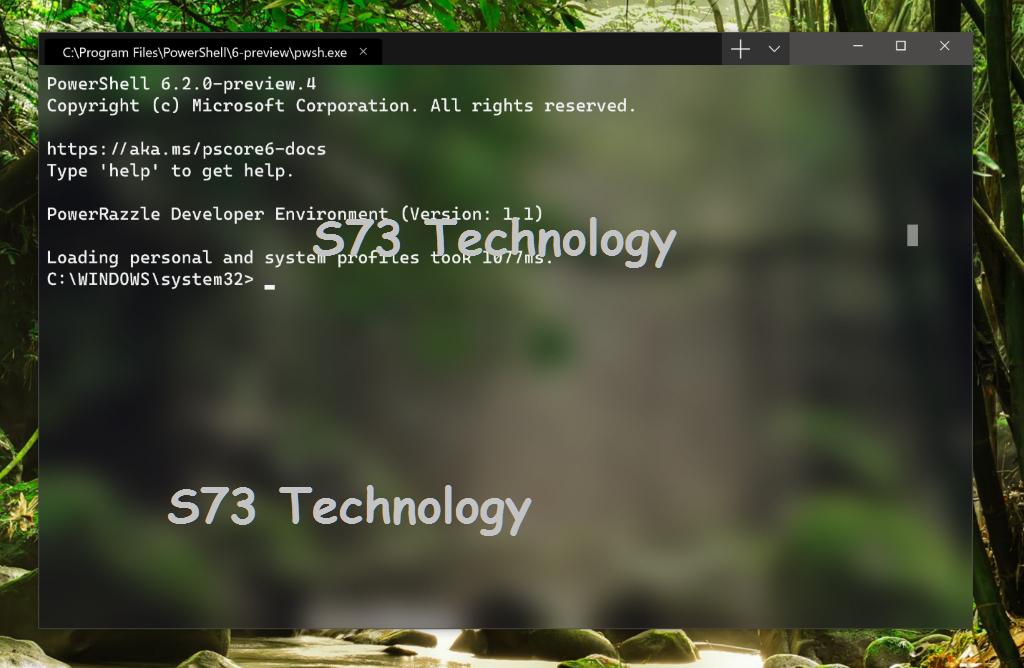 Yep Yeni  Windows Terminal