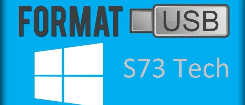 Format USB'si Hazırlama Video Anlatım