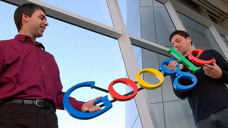 Google'nin Kurucuları Alphabet'deki işlerini Bırakıyor