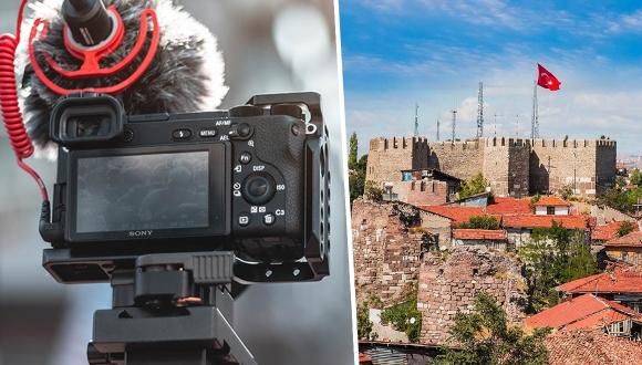 Büyük Şehir Belediyesi Ankara'dan Youtuberlara Destek Geldi