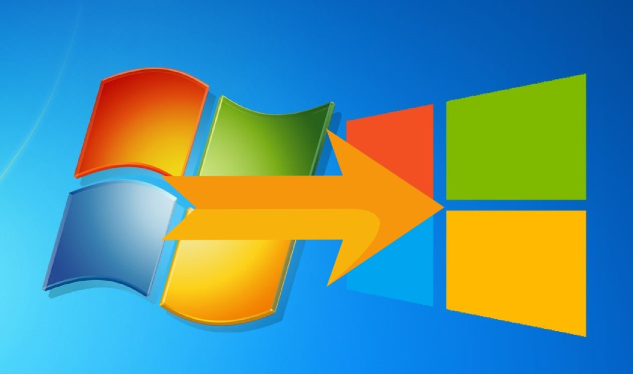 Windows 7 'yi Para Ödemeden Windows 10 Yapın.