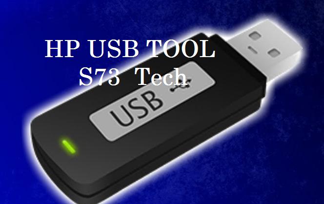 HP USB Disk Storage Format Nasıl Yapılır