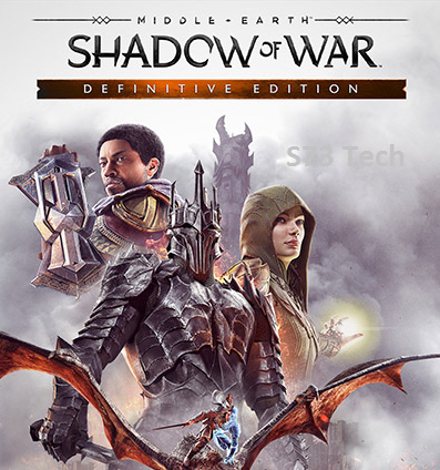 Middle-Earth Shadow Of War Torrent İndir